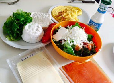שמירה על המשקל בשבועות